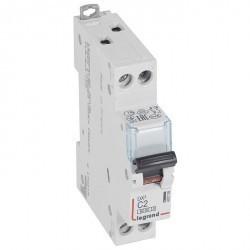 Автоматический выключатель Legrand DX³ 2P 2А (C) 10кА, 407735