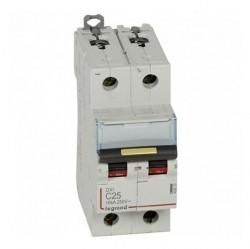 Автоматический выключатель Legrand DX³ 2P 6А (C) 10кА, 407738
