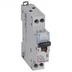 Автоматический выключатель Legrand DX³ 2P 10А (C) 10кА, 407740