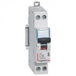 Автоматический выключатель Legrand DX³ 2P 16А (C) 10кА, 407742