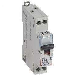 Автоматический выключатель Legrand DX³ 2P 20А (C) 10кА, 407743