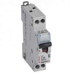 Автоматический выключатель Legrand DX³ 2P 25А (C) 10кА, 407744