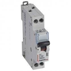 Автоматический выключатель Legrand DX³ 2P 32А (C) 10кА, 407745