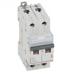 Автоматический выключатель Legrand DX³ 2P 1А (C) 10кА, 407792