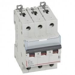 Автоматический выключатель Legrand DX³ 3P 16А (B) 16кА, 408991