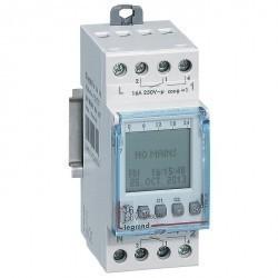 Годовой таймер - многофункциональный - цифровой - 230 В~ - 2 выхода, 230 В~