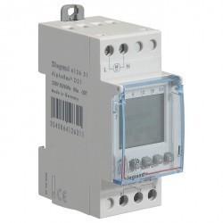 Суточный/недельный таймер - многофункциональный - цифровой - 230 В~ - 1 выход - 16 А - 250 В~