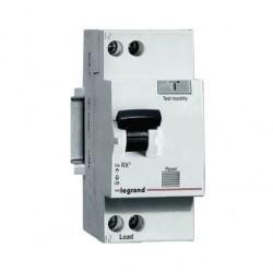 Дифавтомат Legrand RX3 1P+N 40А (C) 6кА 30мА (AC), 419403