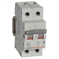 RX3 Выключатель-разъединитель 63А 2П