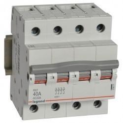 RX3 Выключатель-разъединитель 40А 4П