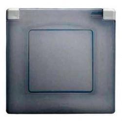 Рамка 1 пост Legrand QUTEO-ETIKA, белый, 672550