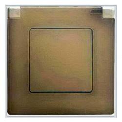 Рамка 1 пост Legrand QUTEO-ETIKA, слоновая кость, 672560