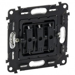Механизм выключателя 3-клавишного Legrand VALENA INMATIC, скрытый монтаж, 752003