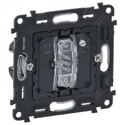 Механизм выключателя с таймером Legrand VALENA INMATIC, электронный, 752032