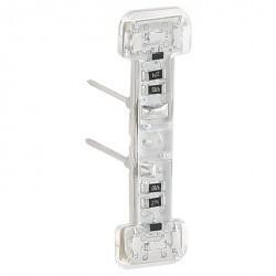 Valena Allure Лампа светодиодная втычная для контурной подсветки, для переключателя.0.15 мА 230В~.