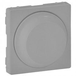Накладка на светорегулятор Legrand VALENA LIFE, алюминий, 754882