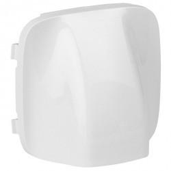 Накладка на вывод кабеля Legrand VALENA ALLURE, белый, 755055