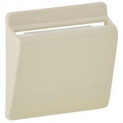 Накладка на карточный выключатель Legrand VALENA LIFE, слоновая кость, 755161