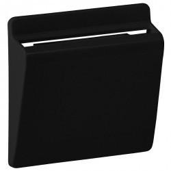 Накладка на карточный выключатель Legrand VALENA ALLURE, антрацит, 755168