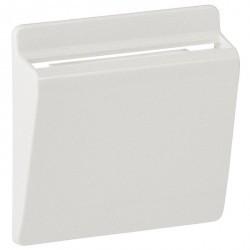 Накладка на карточный выключатель Legrand VALENA ALLURE, жемчужно-белый, 755169