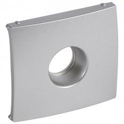 Накладка на розетку телевизионную Legrand VALENA CLASSIC, алюминий, 770256