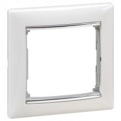 Рамка 1 пост Legrand VALENA CLASSIC, белый, 770491