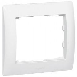 Рамка 1 пост Legrand GALEA LIFE, горизонтальная, белый, 771001