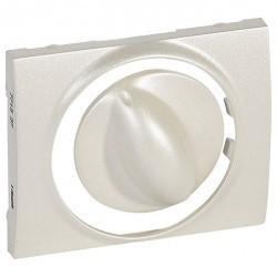 Накладка на поворотный выключатель Legrand GALEA LIFE, жемчужно-белый, 771557