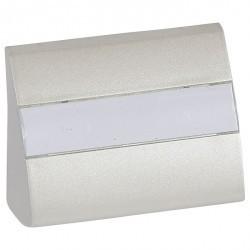 Накладка на розетку информационную Legrand GALEA LIFE, жемчужно-белый, 771576