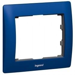 Рамка 1 пост Legrand GALEA LIFE, горизонтальная, magic blue, 771911