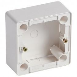 Cariva Коробка накладная 36 мм, бел.