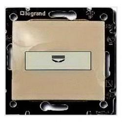 Карточный выключатель Legrand VALENA CLASSIC, механический, слоновая кость, 774134