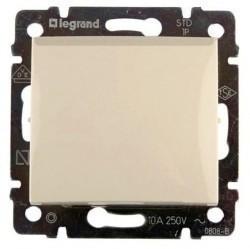 Карточный выключатель Legrand VALENA CLASSIC, электронный, слоновая кость, 774135
