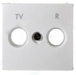 Накладка на розетку телевизионную Legrand VALENA CLASSIC, белый, 774442