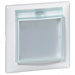 Рамка 1 пост Legrand VALENA CLASSIC, горизонтальная, белый, 774450