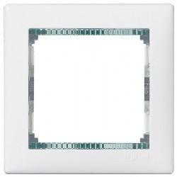 Рамка 1 пост Legrand VALENA CLASSIC, белый, 774461