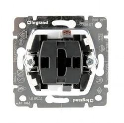 Механизм выключателя 1-клавишного двухполюсного Legrand GALEA LIFE, скрытый монтаж, 775605