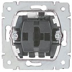 Механизм переключателя 1-клавишного Legrand GALEA LIFE, скрытый монтаж, 775606