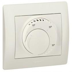Термостат комнатный Legrand GALEA LIFE, жемчужно-белый, 775687
