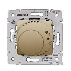 Термостат комнатный Legrand GALEA LIFE, титан, 775694