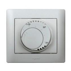Термостат комнатный Legrand GALEA LIFE, жемчужно-белый, 775695