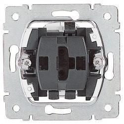 Механизм переключателя 1-клавишного кнопочного Legrand GALEA LIFE, скрытый монтаж, 775816
