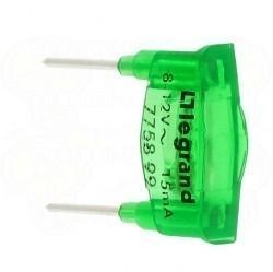 Лампа зеленая (8-12 В 15 мА) Премиум-класса Galea Life LEGRAND (Франция). Артикул: 775899