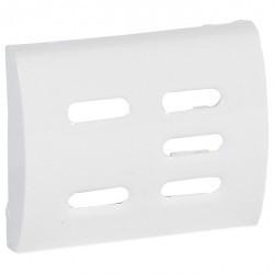 Накладка на жалюзийный выключатель Legrand GALEA LIFE, белый, 777061