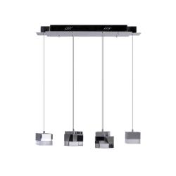 Светильник BENETTI LED Geometria хром 25Вт 3000K LED-005-6000-06/P