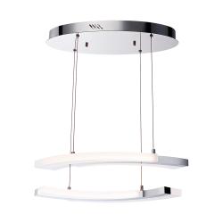 Светильник BENETTI LED Geometria хром 40Вт 3000K LED-010-6000-02/C