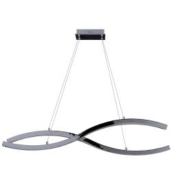 Люстра BENETTI LED Geometria хром 60Вт 3000K LED-025-6000-02/C