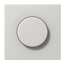 Накладка на светорегулятор Jung LS 990, светло-серый, LS1940LG