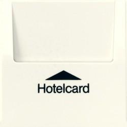 Накладка на карточный выключатель Jung LS 990, бежевый, LS590CARD