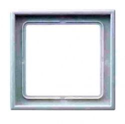 Рамка 1 пост Jung LS 990, белый, LS981WW